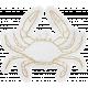 The Good Life: July 2020 Elements Kit Vellum Crab