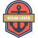 The Good Life- July 2020 Labels & Words- Ocean Lover