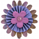 The Good Life: August 2020 Elements Kit - flower 1