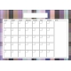 The Good Life: August 2020 Calendars Kit calendar A4 blank