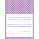 The Good Life: August 2020 Pocket Cards Kit Journal Card 02 3x4 template