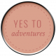 The Good Life: September 2020 Elements Kit word yes to adventures