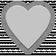 Templates Grab Bag Kit #33- layered element heart 2