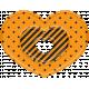The Good Life- October 2020 Mini Kit- plastic heart 2