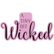 The Good Life- October 2020 Stickers & Tags Kit- tiny bit wicked