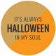 The Good Life- October 2020 Samhain Mini Kit- label halloween in my soul