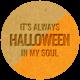 The Good Life- October 2020 Samhain Mini Kit- letterpress halloween in my soul