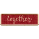 The Good Life: November 2020 Mini Kit- label together 2