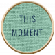 The Good Life: November 2020 Elements Kit- label this moment