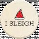 Holiday? Word Art Kit- wood i sleigh