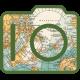 World Traveler #2 Tags & Stickers Kit - Print Camera 1