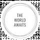 World Traveler Bundle #2 - Black And White Labels - Label The World Awaits