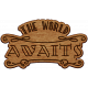 World Traveler Bundle #2- Neutral Elements- Neutral Wood The World Awaits