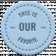World Traveler Bundle #2 - Elements - Label Foam This Is Our Favorite