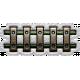 World Traveler Bundle #2- Elements- Label Leather Train Tracks