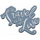 World Traveler Bundle #2- Elements- Label Leather Travel Is To Live