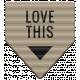 World Traveler Bundle #2 - Elements - Label Plastic Love This Flag