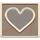 Templates Grab Bag Kit #36- heart 3