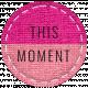 Summer Lovin_Circle burlap -This Moment