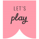 Summer Lovin_Banner Flag-Let's Play Print