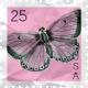 The Good Life: April Collage Kit - Postage Stamp 2