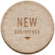 Good Life Feb 21_Circle-New Beginnings  Chipboard