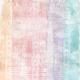 Good Life June 21_Painted paper-Stripe orange pink purple blue Light