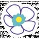 Good Life June 21_Flower 8-sticker