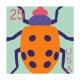 Good Life June 21 Collage_Postage Stamp-Bug