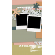 Travelers Notebook Layout Templates Kit #27- Layout Template 27F