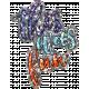 Good Life Aug 21_Word Art Shiny Sticker-This Was Fun