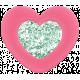 The Good Life: September 2021 Elements Kit- rubber heart