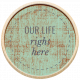 The Good Life: September 2021 Elements Kit- wood our life