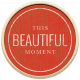 The Good Life: September 2021 Elements Kit- wood this beautiful moment