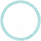 Circle Frame- Dream Big