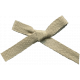 Nutcracker Bow - Brown