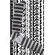 Nutcracker Bow- Striped