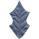 Winter Arabesque Mini Kit- 5 Point Leaf