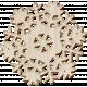 Winter Arabesque Snowflake B