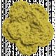 Here & Now Flower- Crochet Yellow