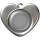 Charm Template 1b Silver