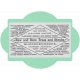 Oregonian Vintage Tag- Mint Green