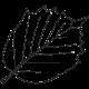 Leaf Stamp Set 001l