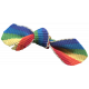 Panda Love Rainbow Bow