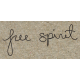 Travel Word Snippet Free Spirit