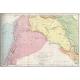 Ephemera 035 Syria Vintage Map