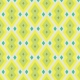 TPL Paper 13 Geometric- Yellow & Blue