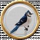 Birdhouse Element Brad 10 Gold1