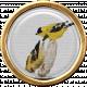 Birdhouse Element Brad10 Gold2