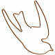 Birdhouse Wire Bird